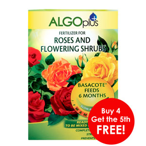Roses & Flowering Shrubs Granular Formula