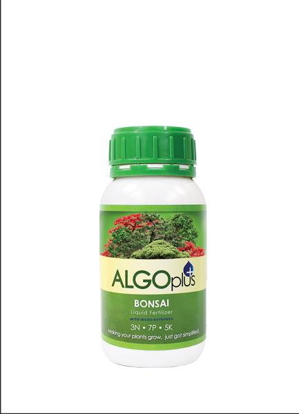 Algoplus Bonsai Natural Liquid Fertilizer Making Your Plants Grow Just Got Simplified